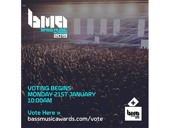 4 tickets to The Bass Music Awards 2019 sweepstakes