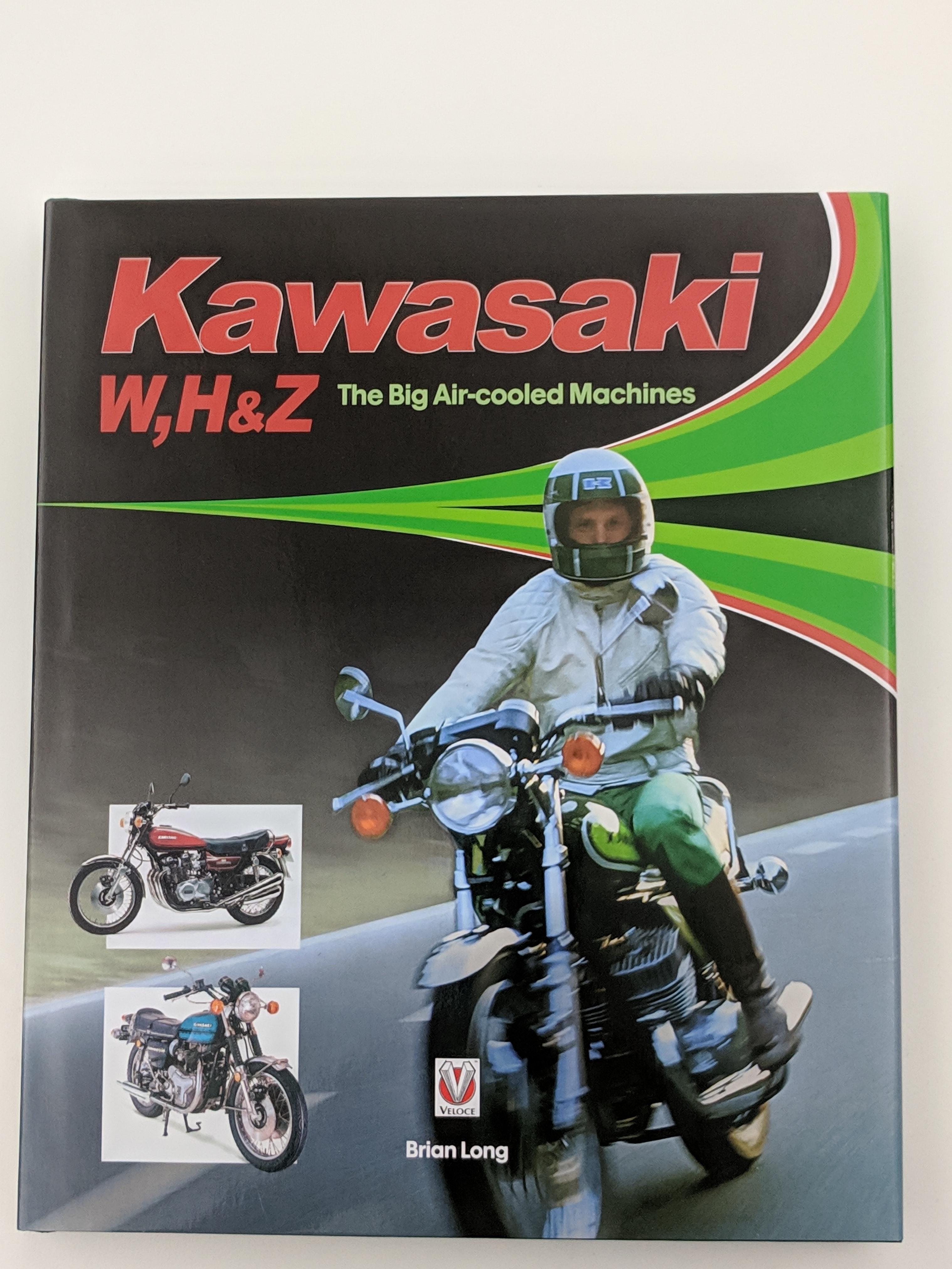 Kawasaki book sweepstakes