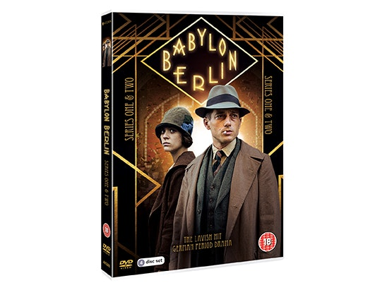 BABYLON BERLIN prize bundle  sweepstakes
