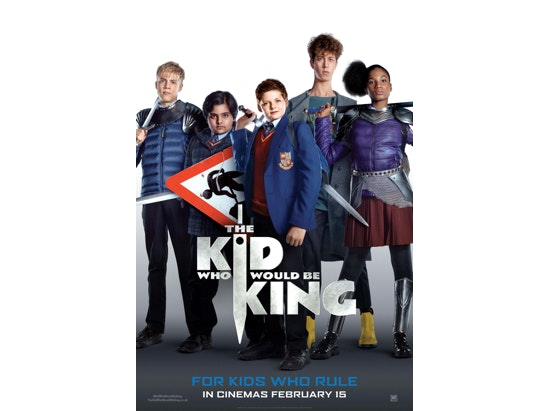 The Kid Who Would Be King prizes up for grabs! In cinemas NOW! sweepstakes