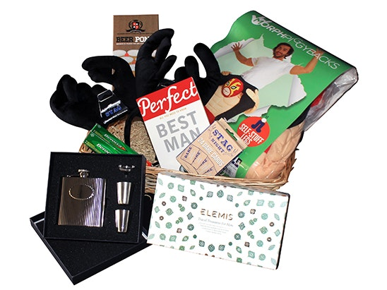 The ultimate stag do survival kit, worth over £150! sweepstakes