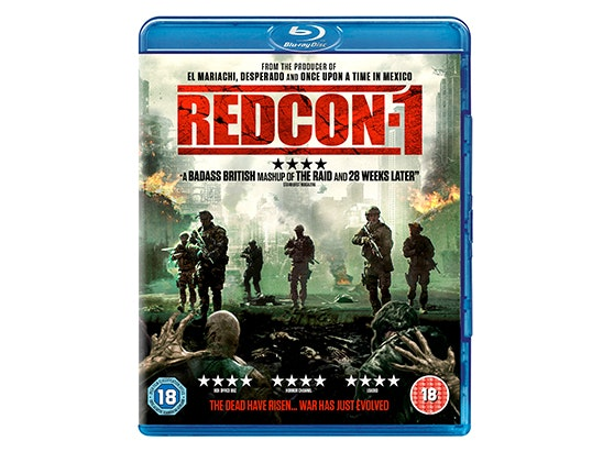 Redcon-1 Blu-ray  sweepstakes