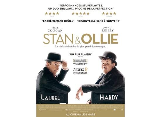 jeu concours Stan & Ollie