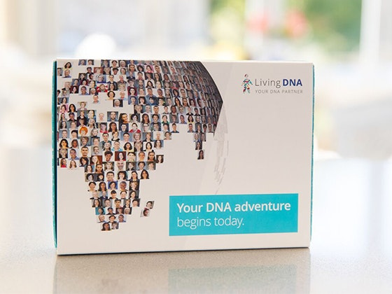 Living DNA Ancestry DNA Test sweepstakes