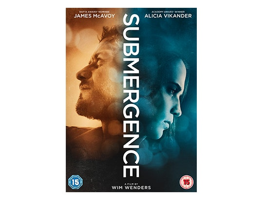 Submergence on DVD sweepstakes