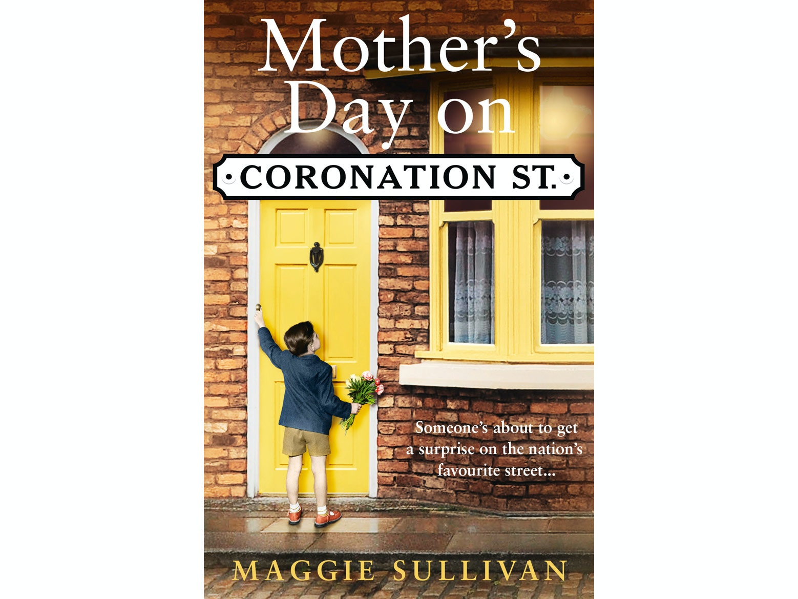 Mother's Day on Coronation Street by Maggie Sullivan  sweepstakes