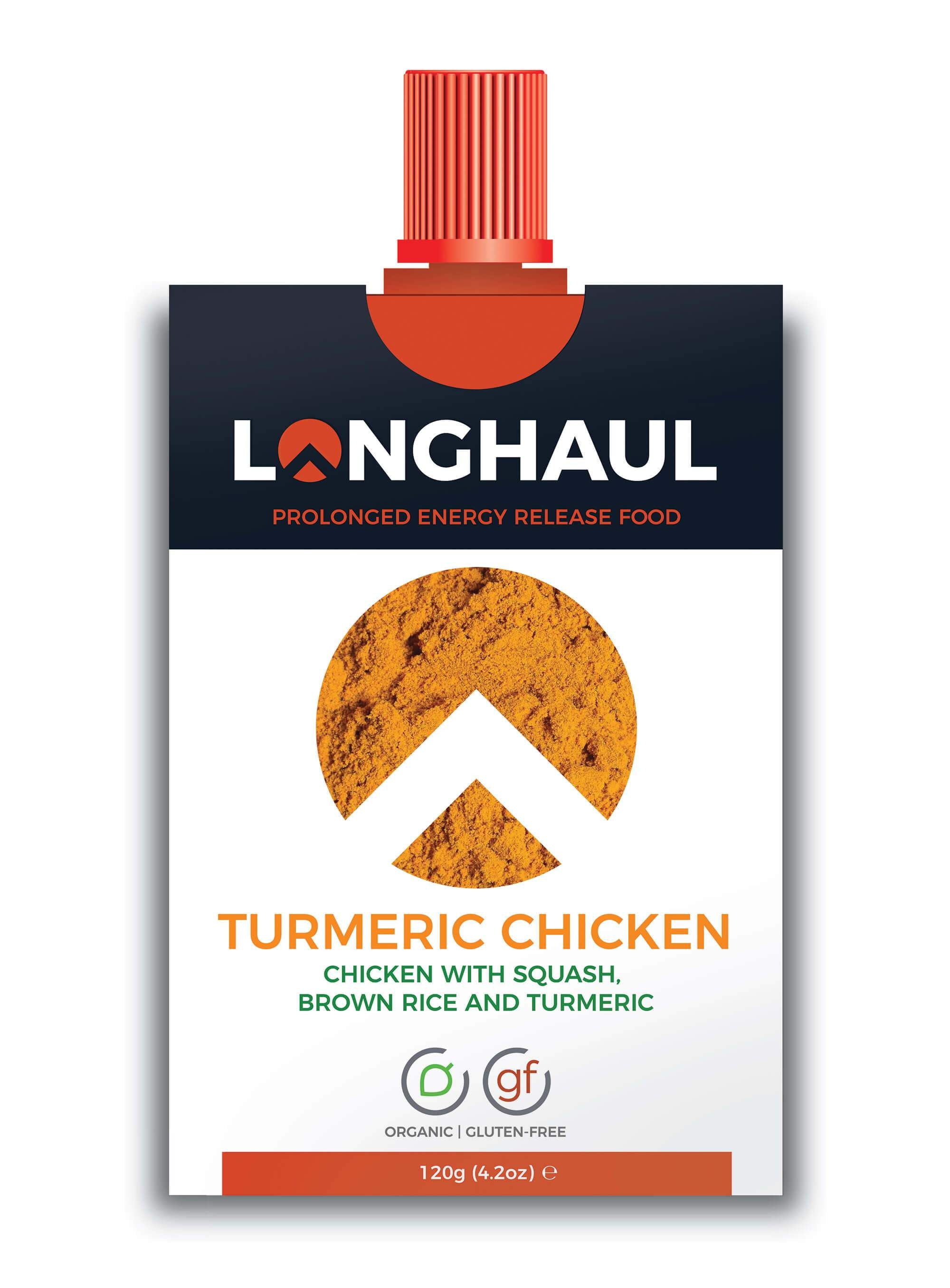 Longhaul Tumeric Chicken sweepstakes