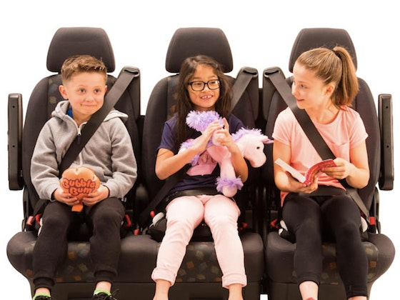 BubbleBum Car Booster Seats sweepstakes
