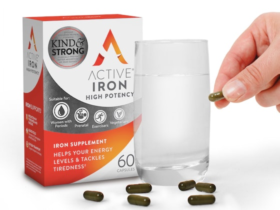 Supplements from Active Iron sweepstakes