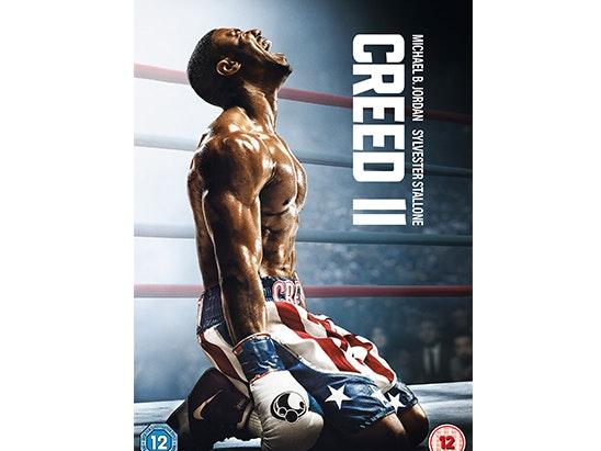 CREED II DVD sweepstakes