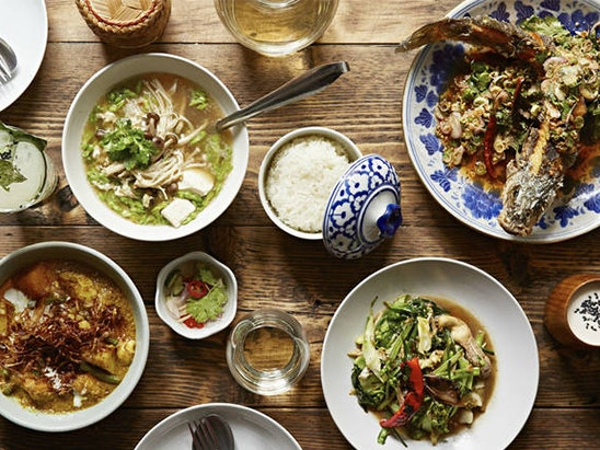 Thai cookery lesson and tasting menu for 2 at Som Saa, London sweepstakes