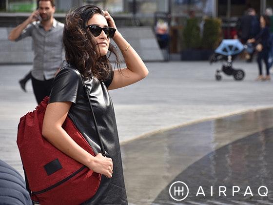 Airpaq BAQ zu gewinnen Gewinnspiel