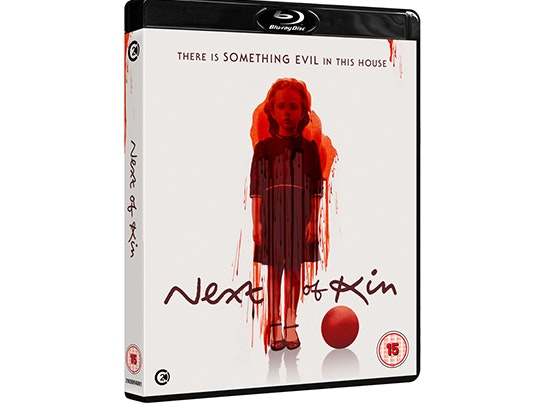 Blu- Ray copy of Next Of Kin sweepstakes