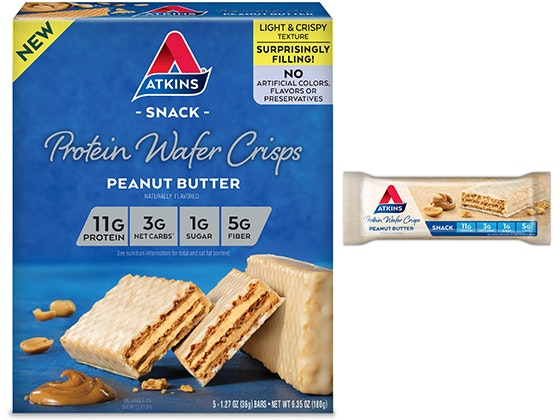 Atkins Protein Wafer Crisps  sweepstakes
