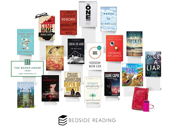 Bedside Reading / Hampton House sweepstakes