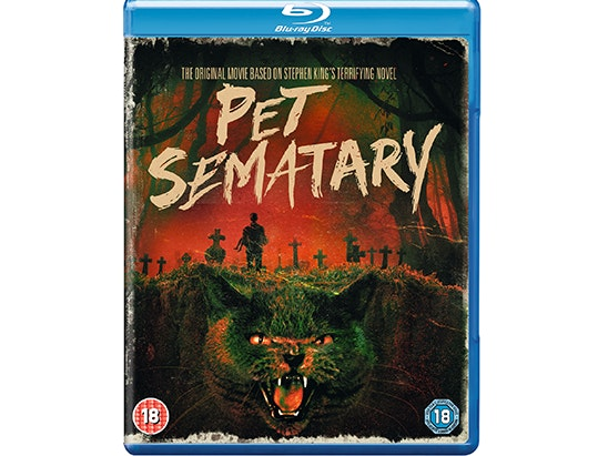 WIN PET SEMATARY ON BLU-RAY – AVAILABLE ON 4K Ultra and HD BLU-RAY™ MARCH 25 sweepstakes
