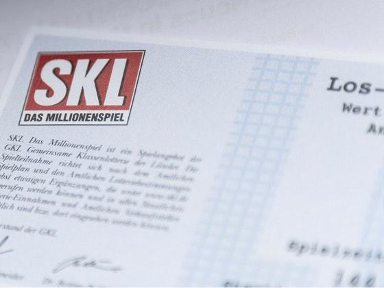 Gewinne ein SKL-Lospaket Gewinnspiel