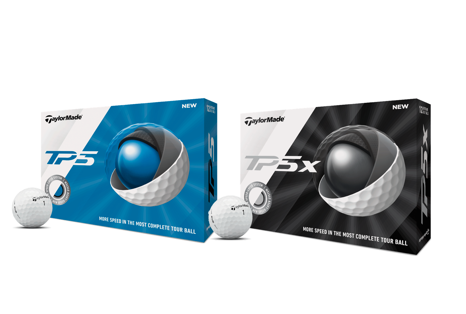 WIN a dozen TaylorMade golf balls sweepstakes