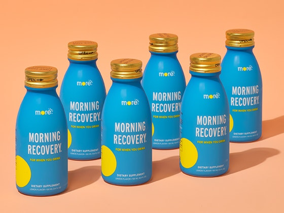Morning Recovery sweepstakes