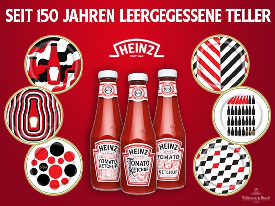 Heinz feiert Geburtstag Gewinnspiel