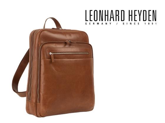 Leonard Heyden Businessrucksack Gewinnspiel