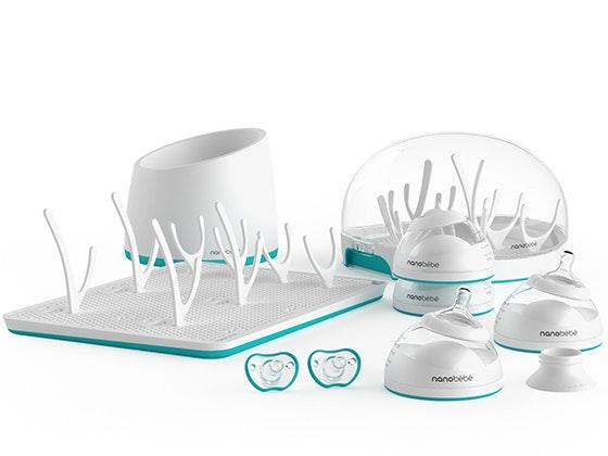 Nanobébé Newborn Breastmilk Gift Set  sweepstakes