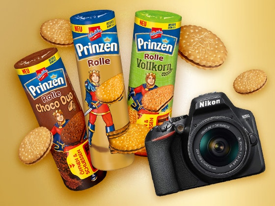 Tolle Nikon Spiegelreflexkamera Gewinnspiel