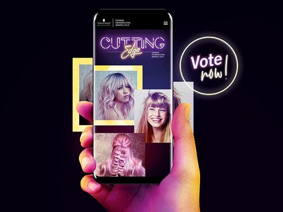 Sei live dabei: Hairdressing-Gala Gewinnspiel