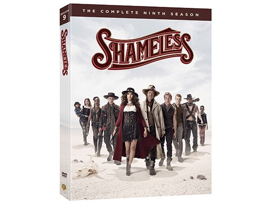 Shameless: The Complete Ninth Season on DVD sweepstakes