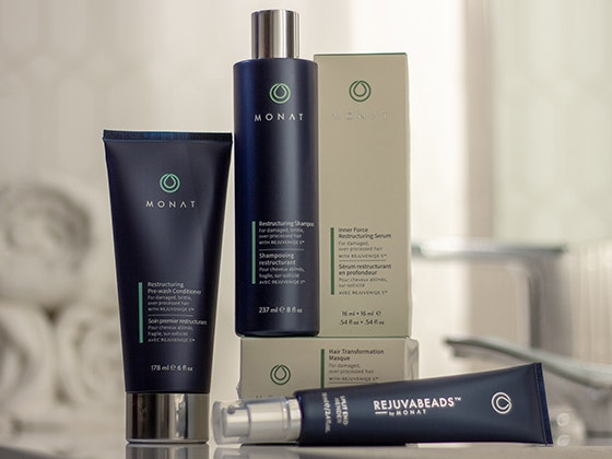 Monat Hair Care sweepstakes
