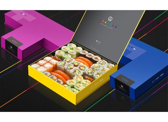 jeu concours Sushi Shop