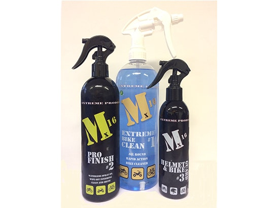 Podium Stage System – Triple Bike Cleaning Pack sweepstakes