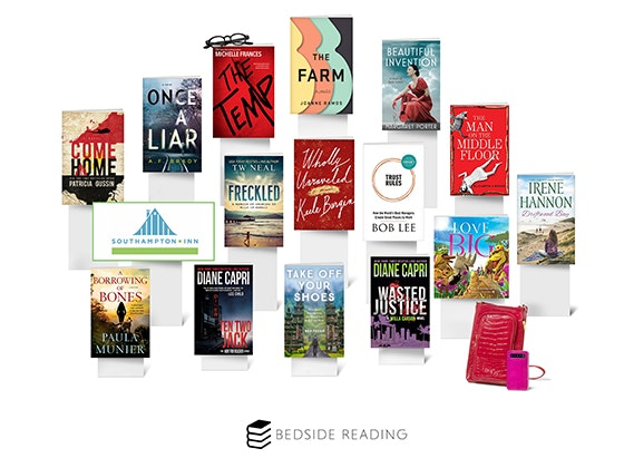 Bedside Reading - Southampton  sweepstakes