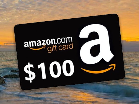 2019 100 Amazon Gift Card  sweepstakes