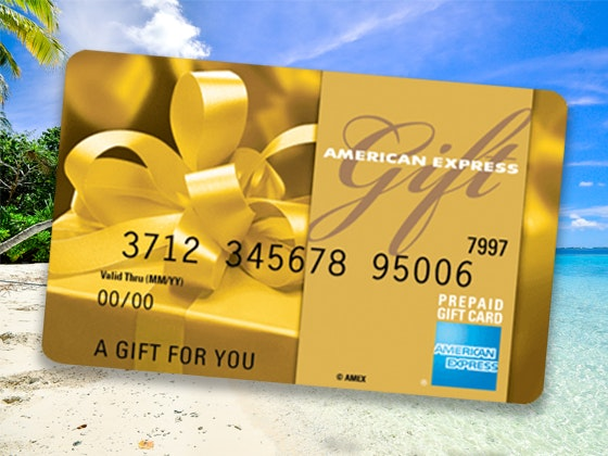 2019 500 AMEX Gift Card  sweepstakes