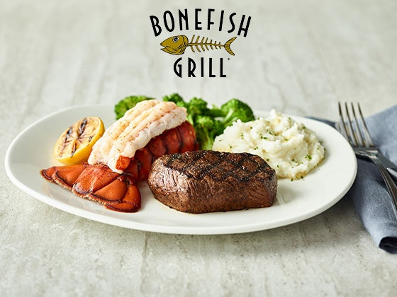 $100 Gift Card to Bonefish Grill - May 2019 sweepstakes