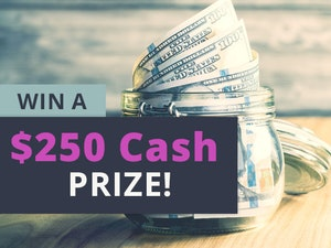 250 cash giveaway may june 1  1