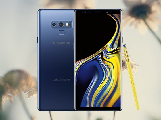 Samsung Galaxy Note9 Smartphone from Sprint sweepstakes