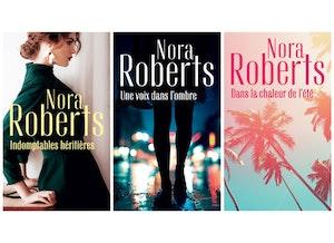 Nora roberts main