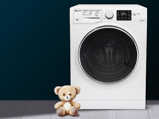 Bauknecht verlost Waschmaschine Gewinnspiel