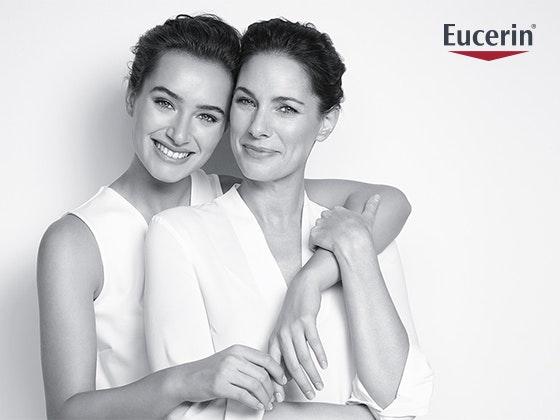 Eucerin Muttertags-Set gewinnen Gewinnspiel