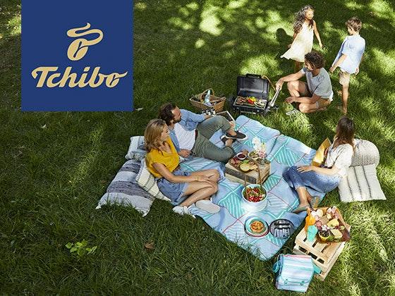 Sommerstart mit Tchibo Gewinnspiel