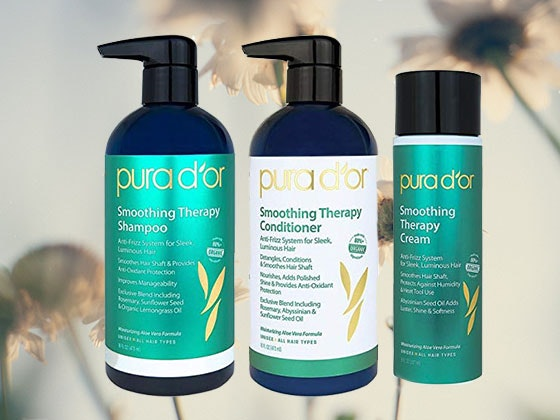 Pura d'or - Soothing Therapy sweepstakes