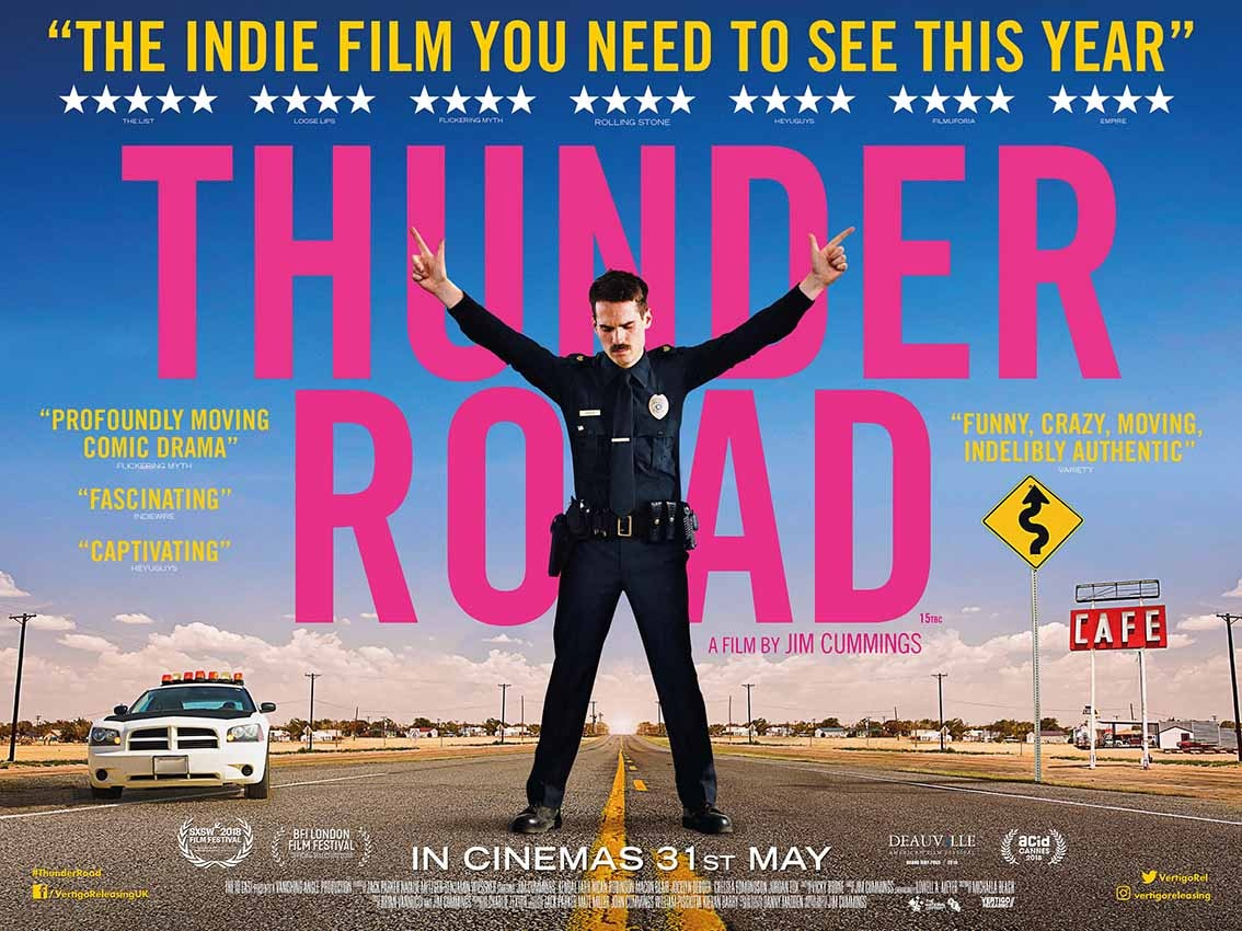 Thunder Road t-shirt sweepstakes