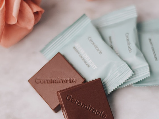 Ceramiracle Beauty Chocolates sweepstakes