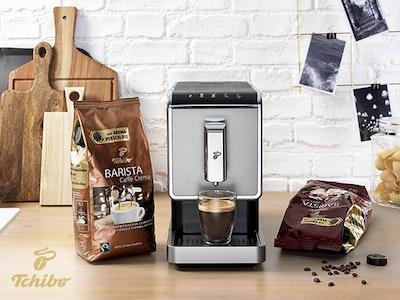 Tchibo Kaffeevollautomat gewinnen Gewinnspiel