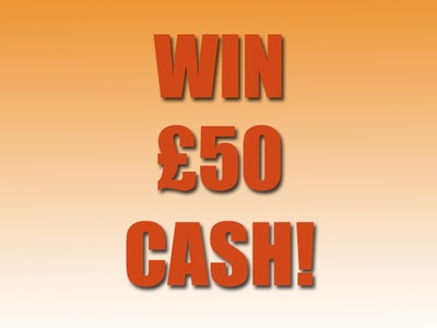 50 cash sweepstakes