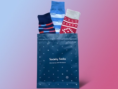Socks with a Purpose! sweepstakes