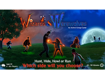 Wizards and Warewolves sweepstakes