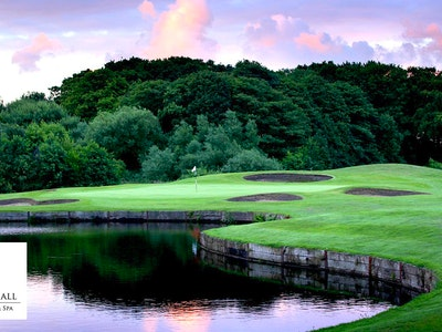 WIN a Luxury Break at Formby Hall sweepstakes